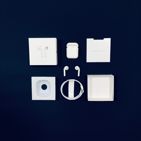Apple AirPods 2nd Generation Refurbished White